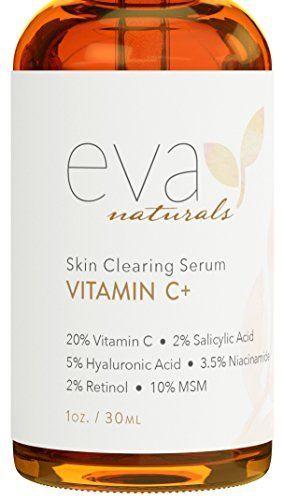 Eva Naturals Vitamin C+ Serum- Is It Worth It?