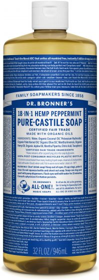 Dr. Bronner's: Vegan Body Care Line With a Message of Oneness