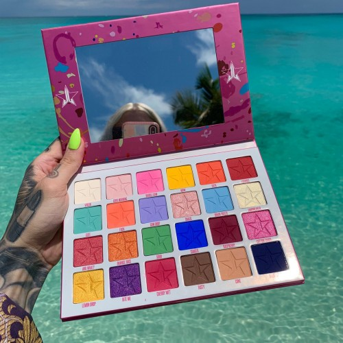Be a Star With Jeffree Star's Fabulous Vegan Cosmetics!