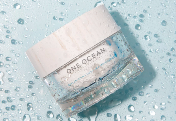 One Ocean Beauty: Vegetarian Body Care Inspired by the Romance of the Sea